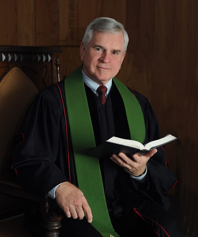 Rev. Dr. J. Lawerence Cuthill